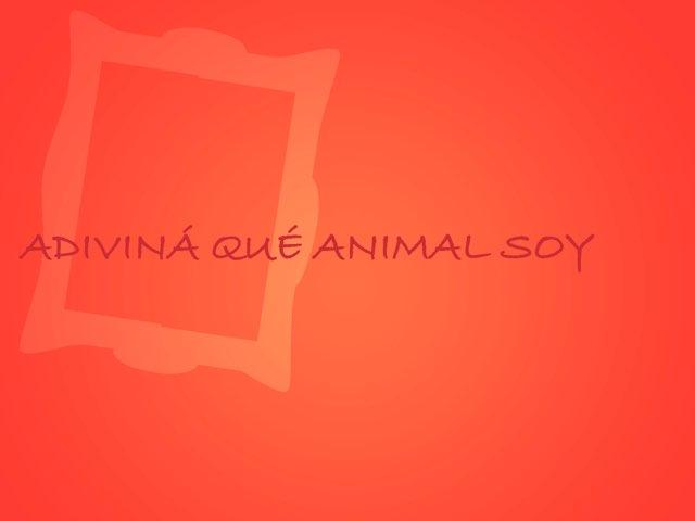 Adiviná Cuál Es El Animal by Romina Dascoli