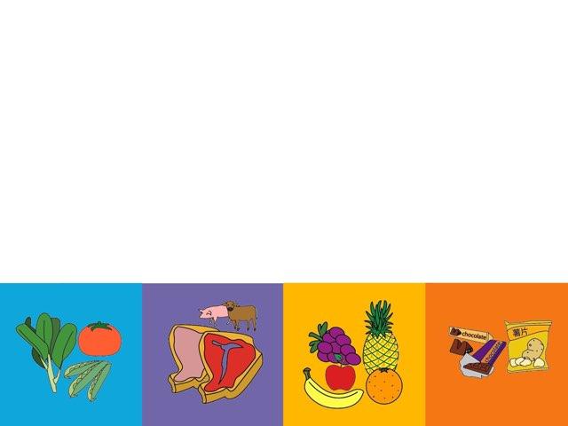 食物分類 by lokjun caritas