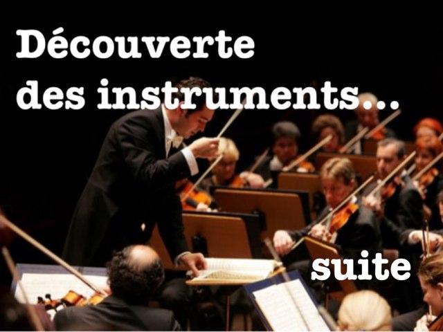 A La Découverte Des Instruments 2 by Alice Turpin