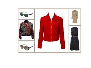 בגדים by Hagit Vixelfish