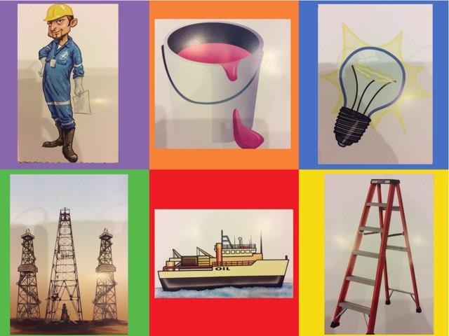 حصيلة لغوية النفط by Sara Alotaibi