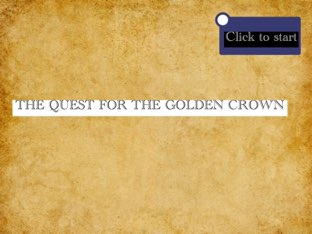 Salam And Molly- Quest For The Golden  by Mr Parkinson