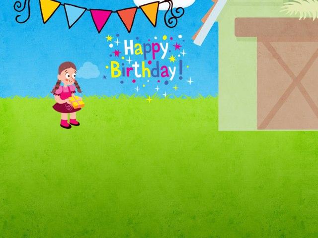 Emma's Birthday Party  by Carolina Pagani