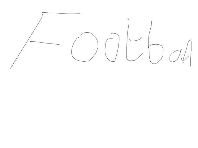 Fotboll Är Roligt by Hampus Svärd