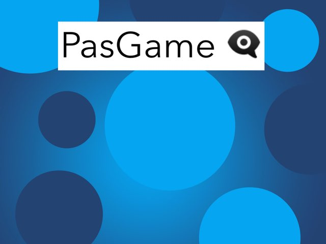 PasGame by Eduardo Pascoal