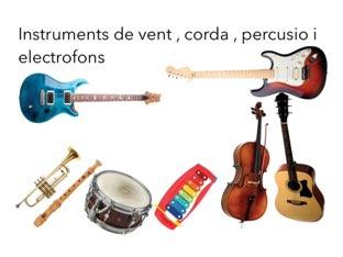 Eles Instruments Musicales I Sa Música  by Pachu Albala