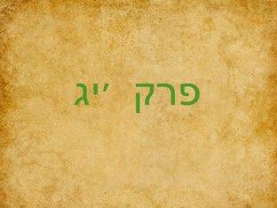 חזרה למבחן תורה יג  by Yael chalom