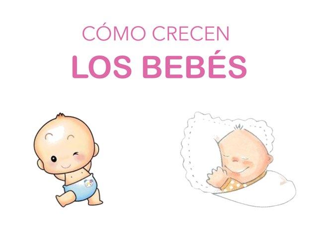 Cómo crecen los bebés by Marta Carracedo