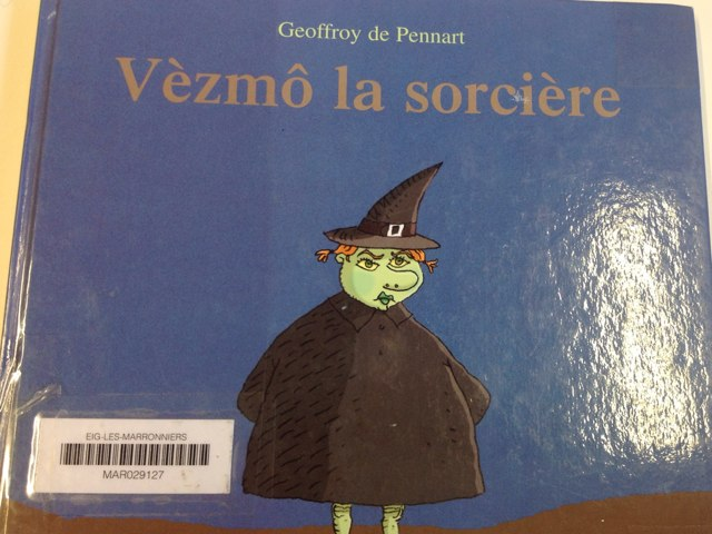 Vèzmô la sorcière by Classe Ecolint