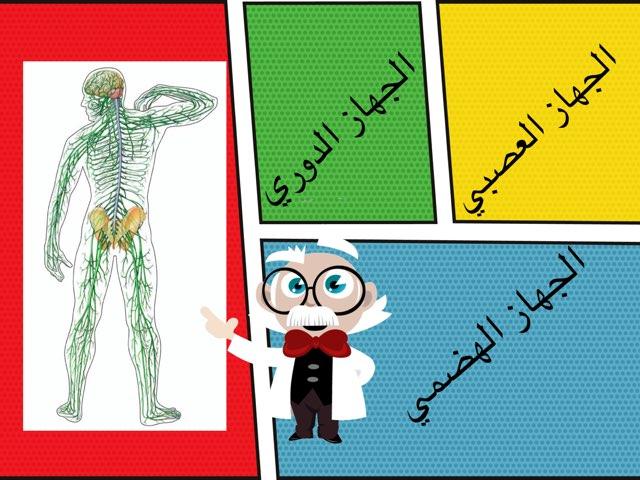 اختيار من متعدد by Fatma Al-Ameer