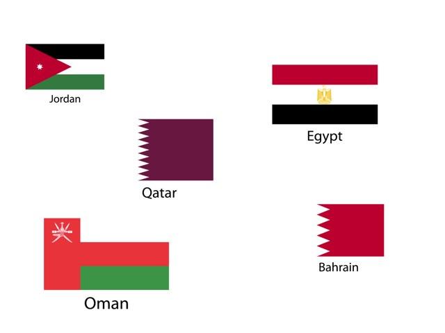 بعض الدول العربية  by أمل المبيضين