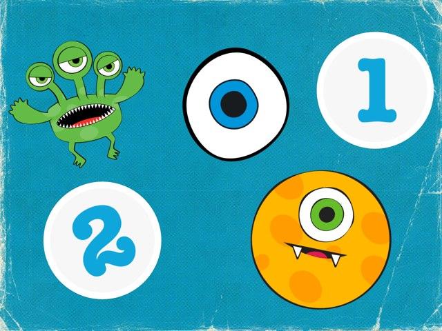 Repasando Los Números 1-10 by Pao Mancera