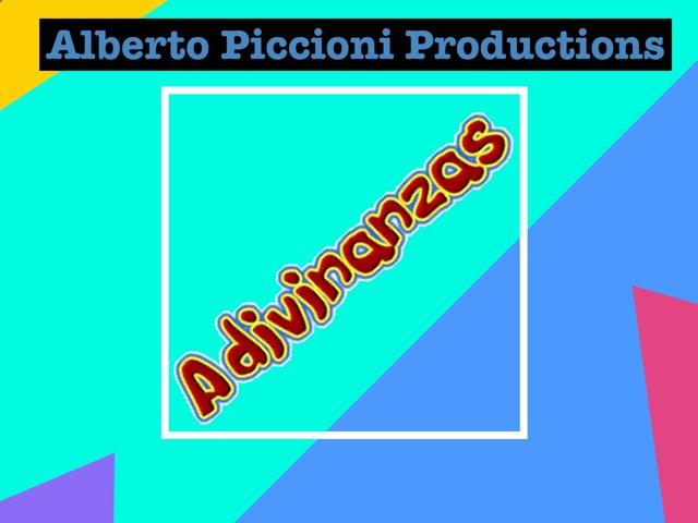 Las Adivinanzas De Alberto 5º by Diego Campos