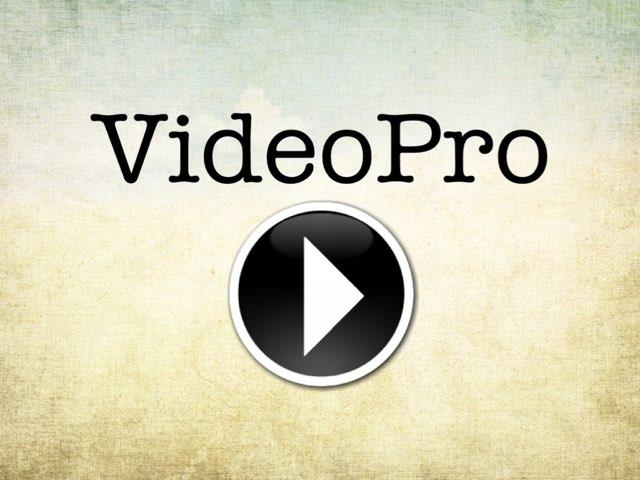VideoPro-Mira cualquier vídeo by Cristian Lopez Kostiouk