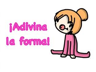¡Adivina La forma! by Maria12 LP
