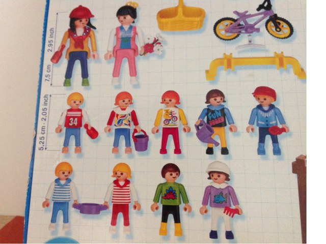 Russian Playmobil Game by Lina  Avraham Rabukhin