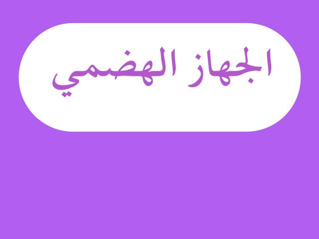 الهضم by Eman yosef