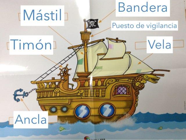 Galeón Pirata by Marina Rosón Melcón