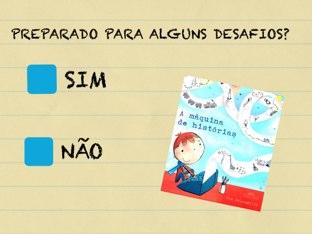 A MÁQUINA DE FAZER HISTÓRIAS by Mariane Gomes