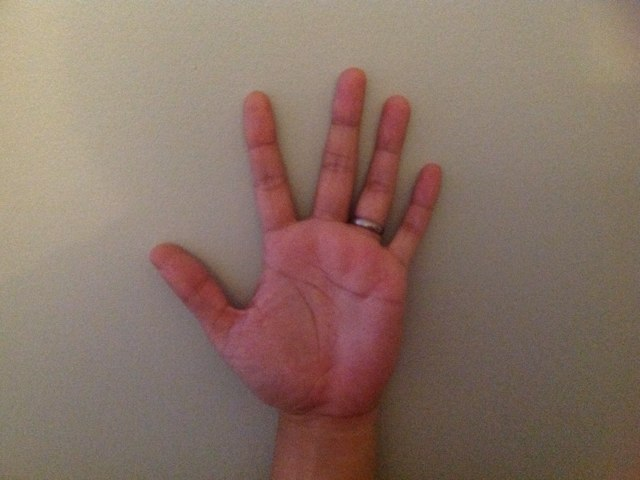 手指的名稱 by Su-Lin Tseng