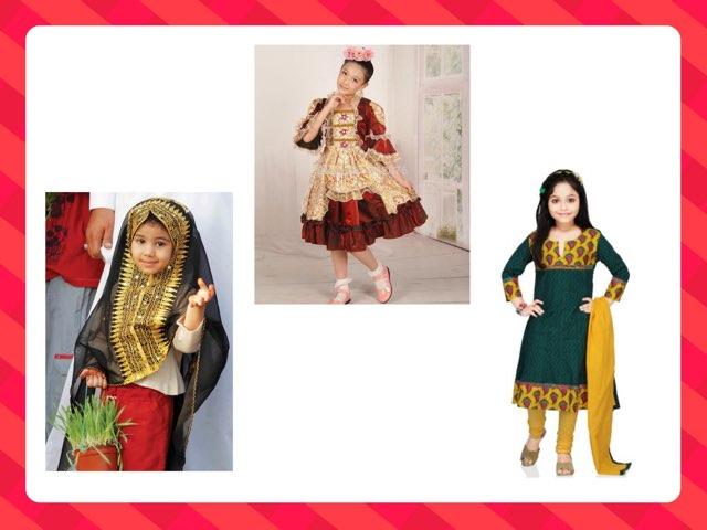 الملابس الشعبية الكويتية by fajer alhammadi