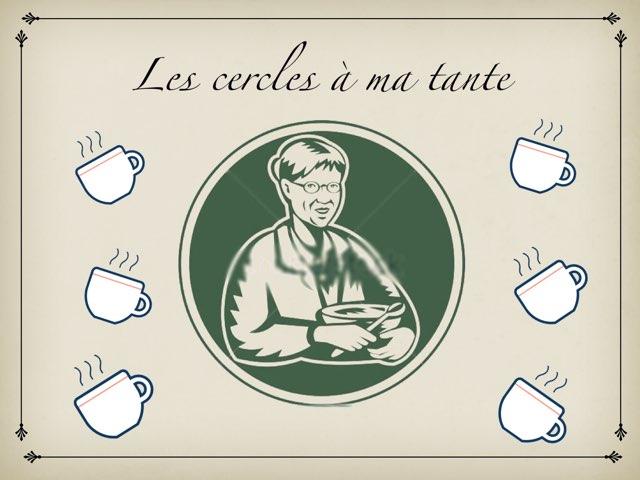 Les Cercles à ma tante by Félicie Mourez