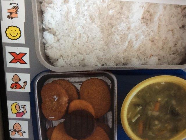 לוח ארוחה  by בית ספר לוטם