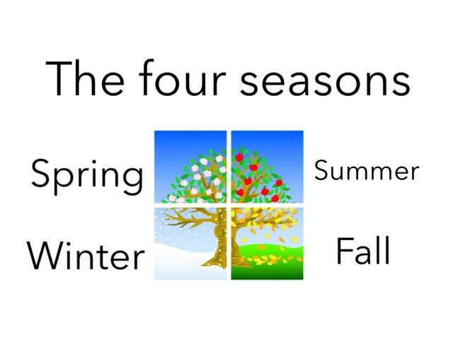 The Four Seasons by Maryam Alali