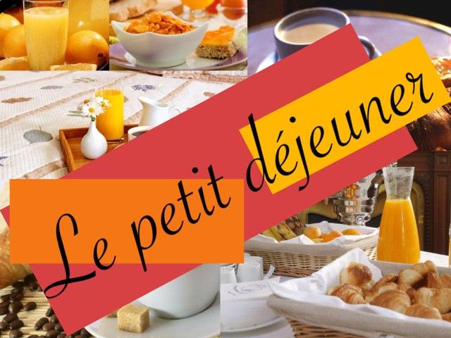 Le Petit Déjeuner by Ecole0179 Auber179