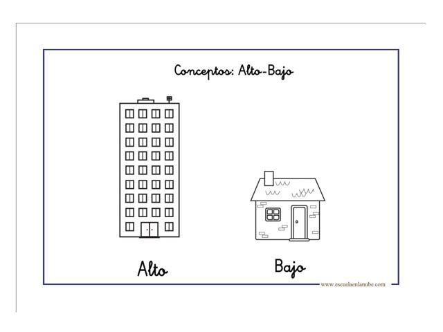 Conceptos Básicos Alto-bajo by Quino Asensio