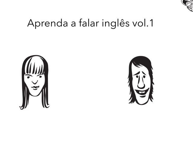 Aprenda A Falar Inglês  by Maitê Morais