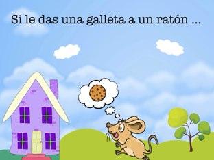 Si Le Das Una Galleta A Un Ratón  by Marielis Ruiz