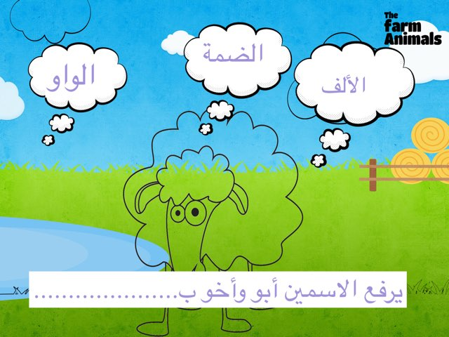 العلامات الفرعية لرفع الفاعل by منور السبيعي