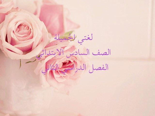 لغتي الجميلة 2 by reemas himdi