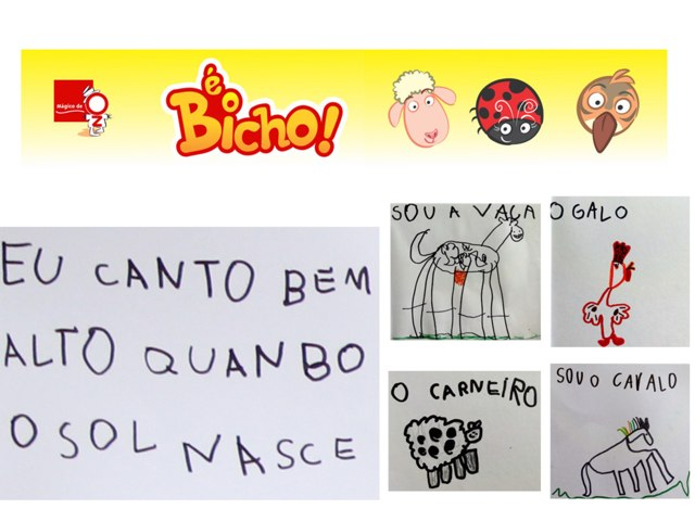 É O Bicho. by Magno Magico