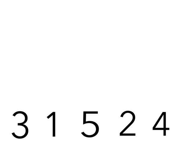 ספרות 1-5 by אושרת ניסתאני