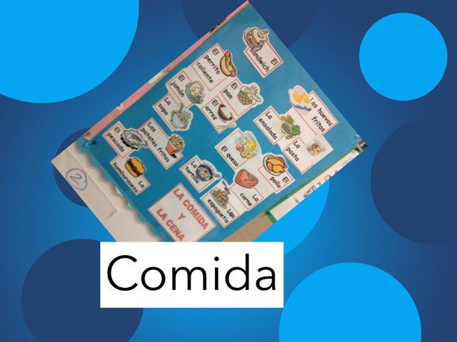 Comida by Idoya Tapia