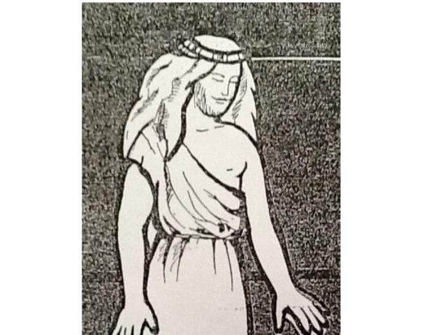ישי מספר על בר כוכבא by ורדה לביא