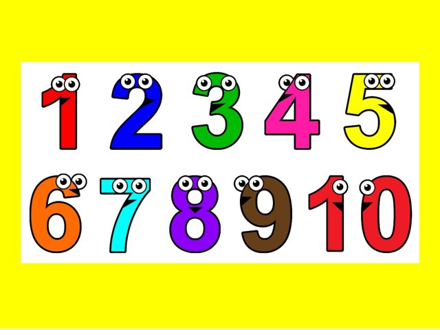 Los Números by Kim Ferraro