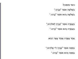 מסכת ברכות פרק ז משנה ג by Meshulam Twersky