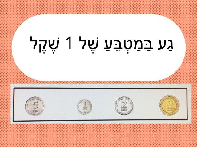 צרכנות-זיהוי מטבעות  by Sary Levy