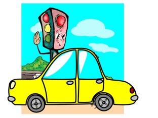 إشارة المرور  المستوى الاول  by Anayed Alsaeed