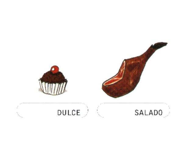 Conceptos Básicos Dulce-salado by Quino Asensio