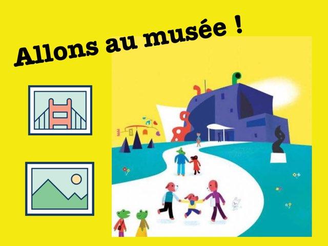 Allons Au Musée ! by Seve Haudebourg
