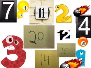 Números by Graded School