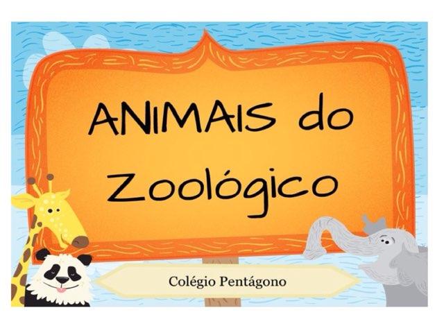 Animais Do Zoológico- 1anoD- 2015 by Fernanda Lourenco