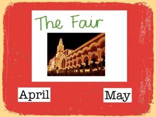 The Fair In Córdoba  by Rachel Pearson