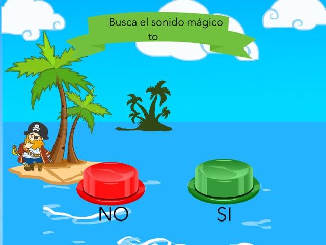 Discriminación Auditiva /to/ by Vilmarys Rivera