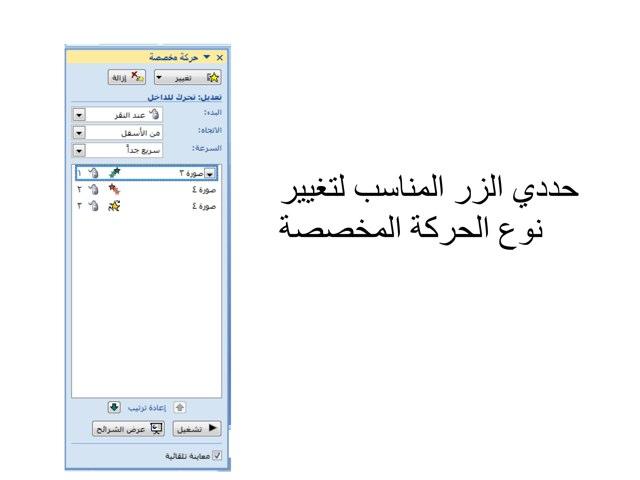 حركة المخصصة ومراحل ليلى عياش by LooLoo Ayyash