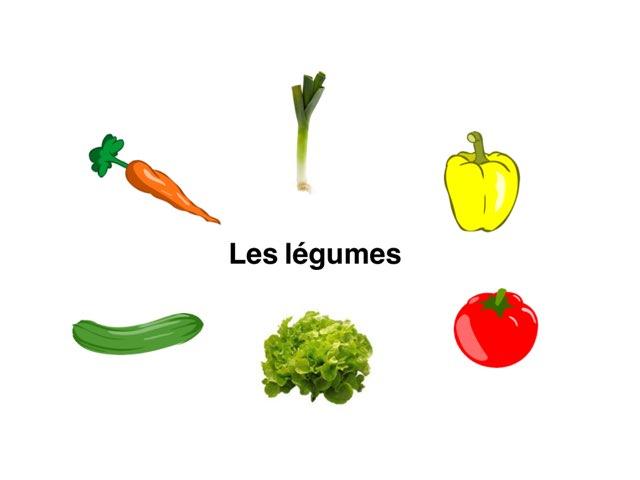 Les légumes by Bea Perelade